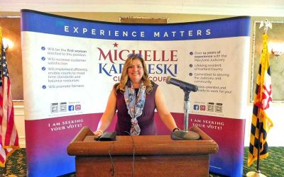 Michelle Karczeski is Working to Make History in Harford County